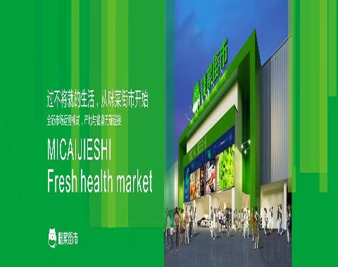 广东咪菜网络科技有限公司与华商网络营销型网站建设