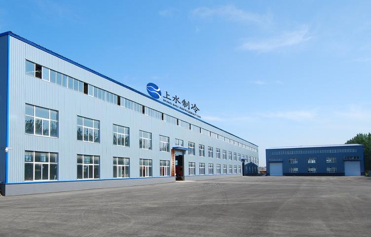 东莞市上水制冷机械设备有限公司与我司合作营销型网站建设服务